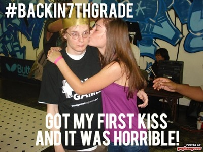 The Best Of #BackIn7thGrade Memes