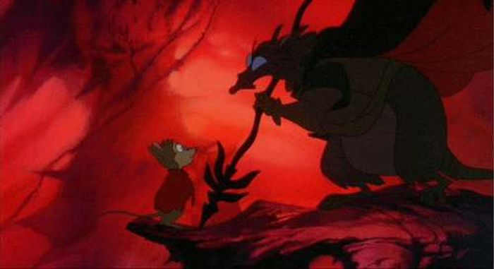 Nicodemus from the Rats of NIMH