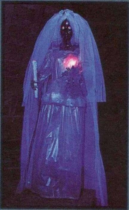 Haunted Mansion Bride, Disneyland