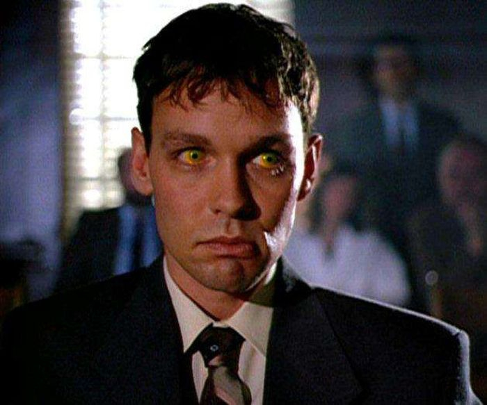 The Contortionist Tooms from X-Files