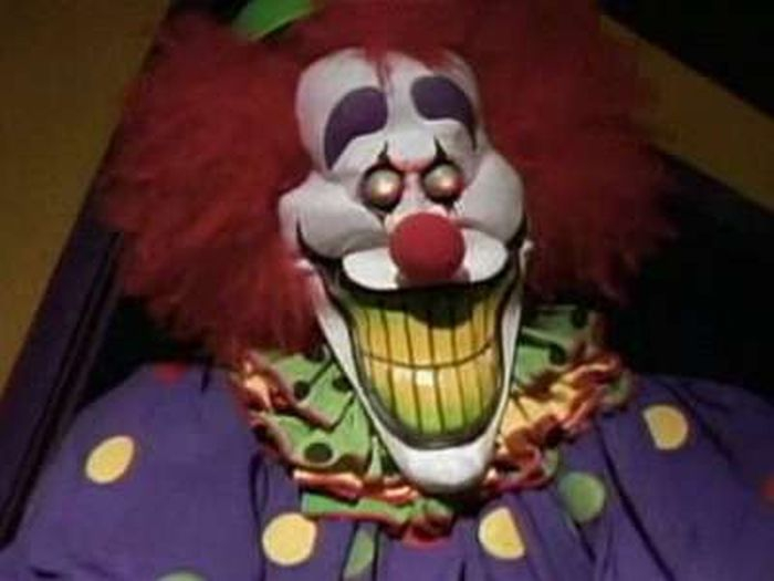 Zeebo the Clown from Are You Afraid of the Dark