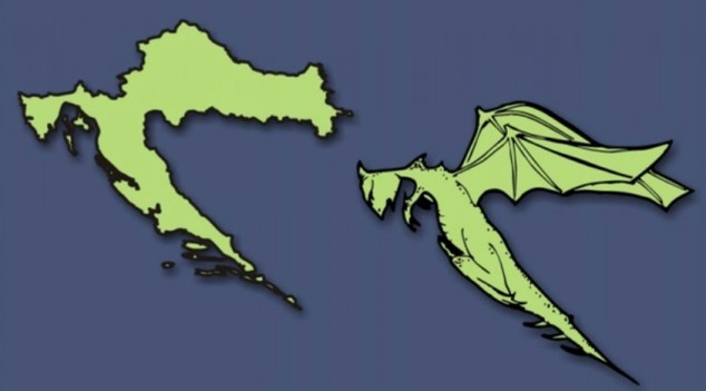 Croatia, Dragon