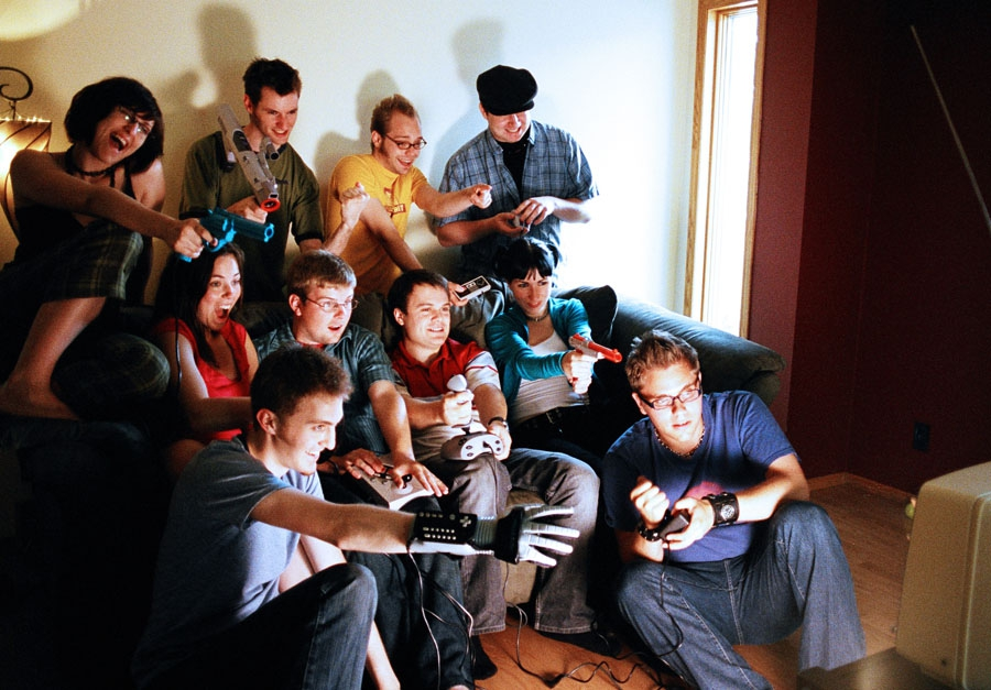 12 Signs You're Playing Too Many Video Games