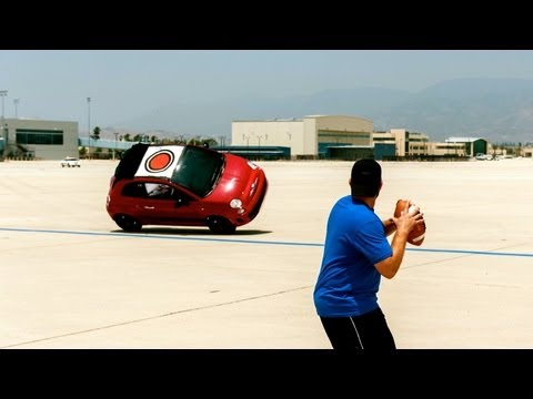 STUNT DRIVING EDITION | Dude Perfect