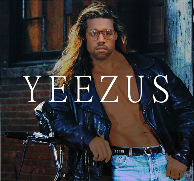 Some Ridiculous 'Yeezus' Cover Art From Kanye Fans Who Can't Wait