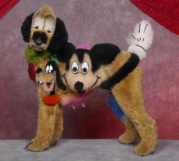 Mickey Mouse Dog