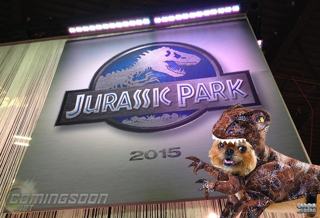 13 Animals Who Are Excited That 'Jurassic Park 4' Is Back On