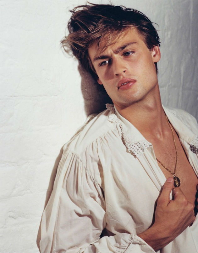 Model and Actor Douglas Booth Is Your New Romeo
