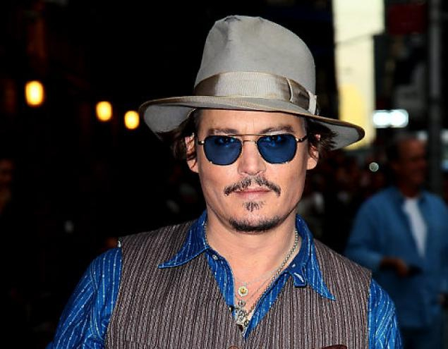 Johnny Depp Finally Talks About His Split from Vanessa Paradis
