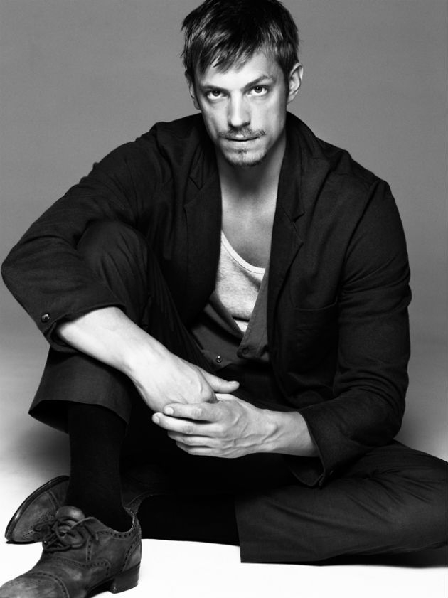 'The Killing' Star Joel Kinnaman Is Killing Us With Cuteness