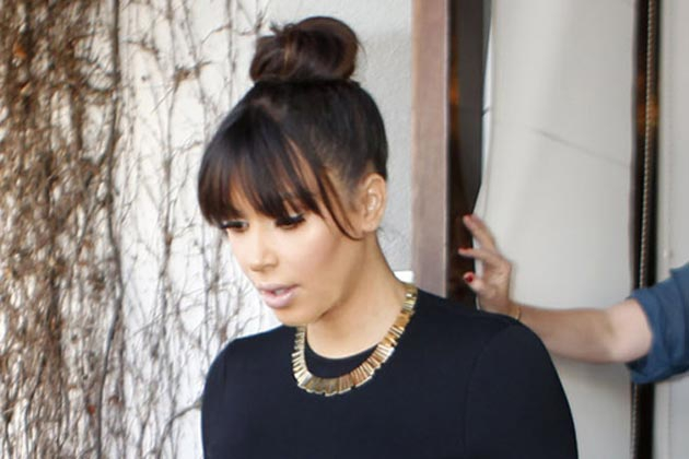 Try This Trend: Taylor Swift, Kim Kardashian and More Do Topknots