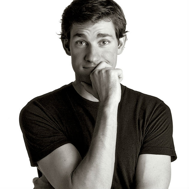 John Krasinski Makes Us Wish We Could Stay in 'The Office' All Day