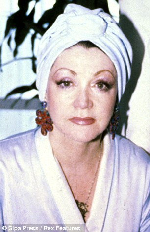 Jackie, seen here in 1981, has had a number of procedures