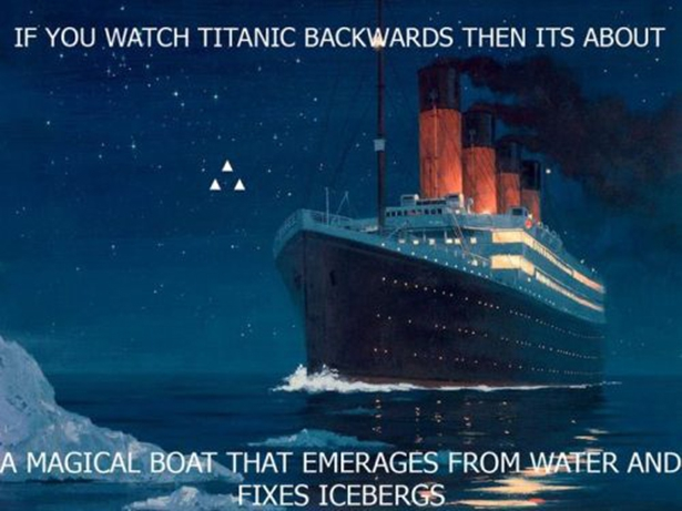If You Watch These Movies Backwards