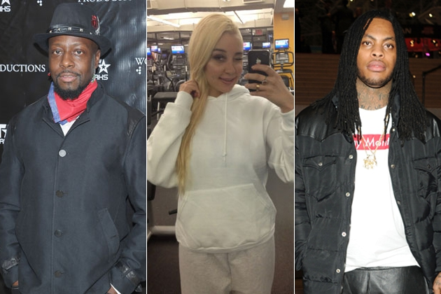Wyclef Jean Isn't Working With Amanda Bynes, But Waka Flocka Flame Is!