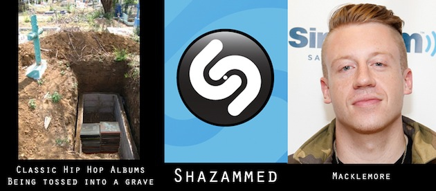 What Happens If You Use Shazam App For Common Sounds Instead of Music?