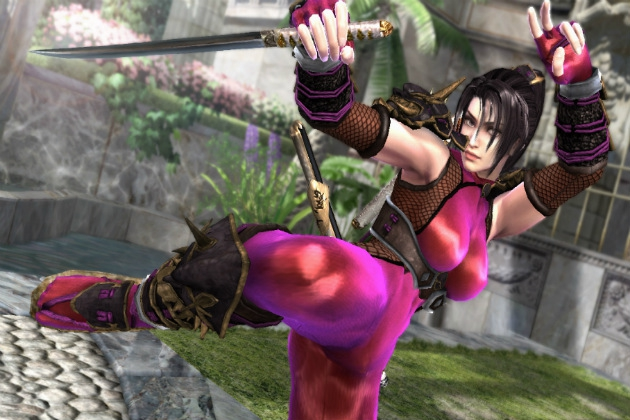 10 Best Video Game Ninjas