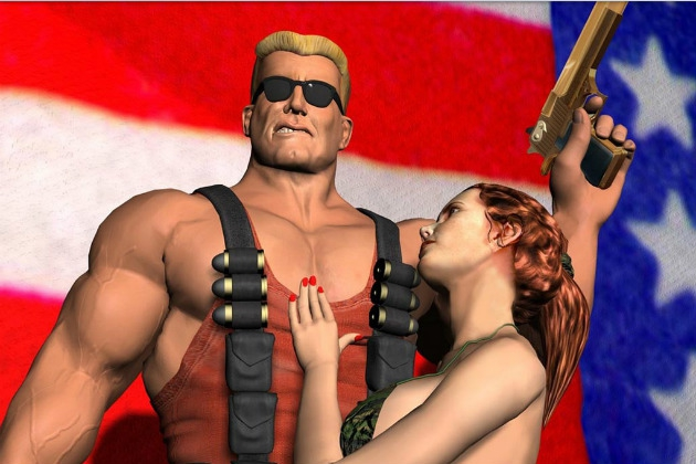 10 Most Macho Men of Gaming