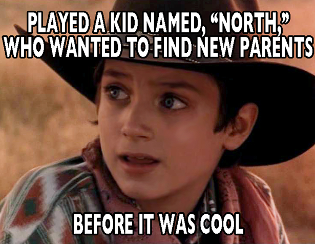 Kid Named North
