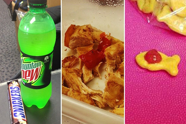 10 Lunch Fails to Avoid