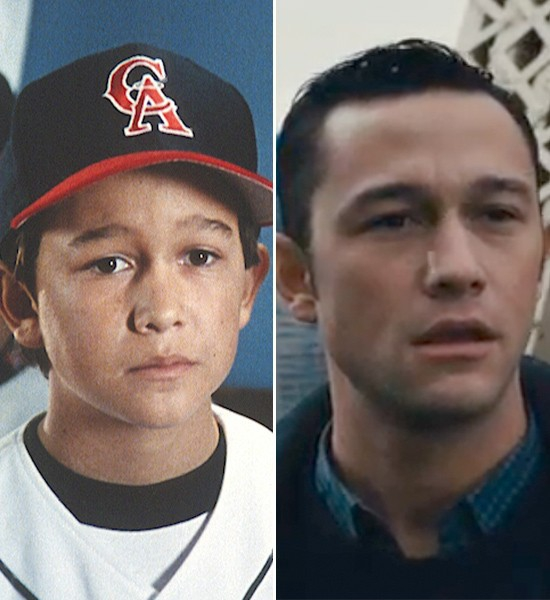 Joseph Gordon-Levitt  Angels in the Outfield -> The Dark Knight Rises