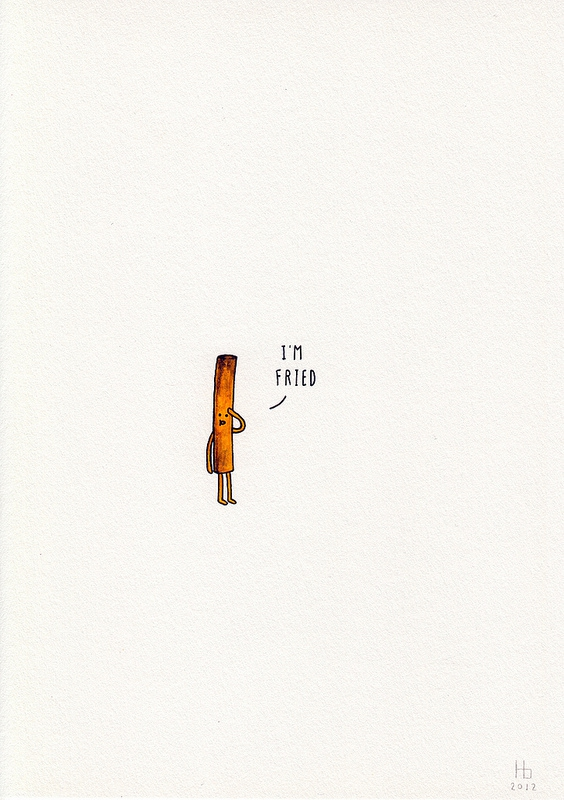 Minimalist Illustrations That Will Make You Smile