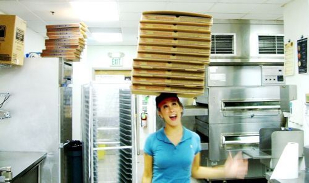 Pizza Box Fun