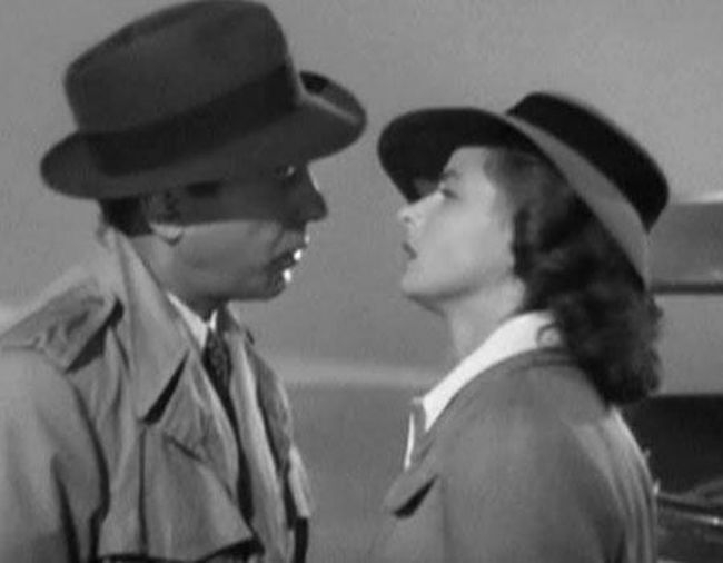 Here's Looking at You Kid: Casablanca (1942)