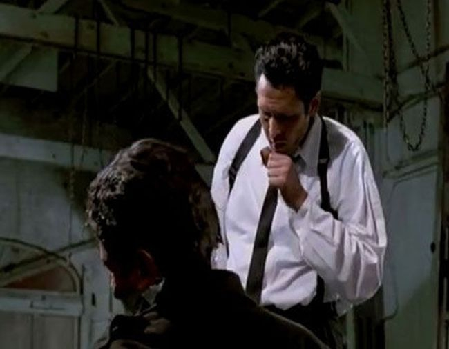 Can You Hear Me Now? Reservoir Dogs (1992)
