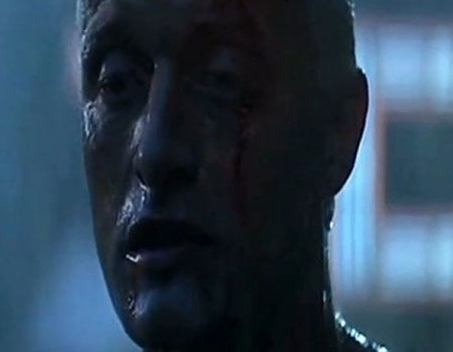 Like Tears in the Rain: Blade Runner (1982)