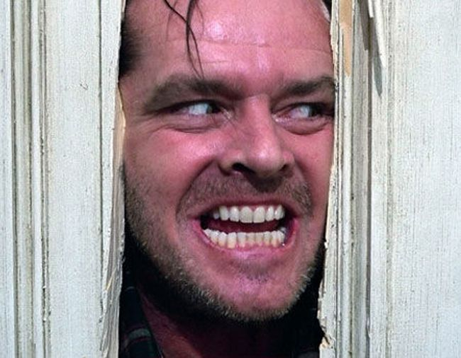Here's Johnny! The Shining (1980)