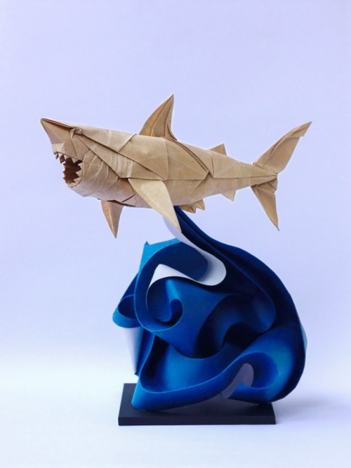 Dazzling Origami Creatures Designed To Impress