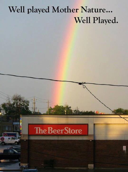 Gold At The End Of The Rainbow