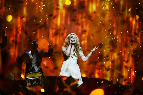 Plagiarism at the Eurovision 2013? [2 videos]