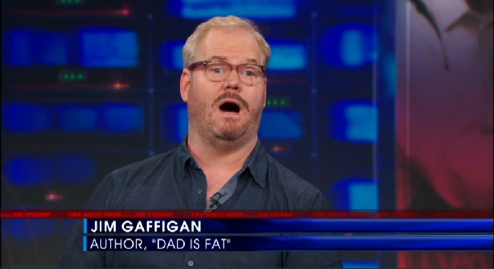 John Oliver and Jim Gaffigan have JAW DROPPING Wives.