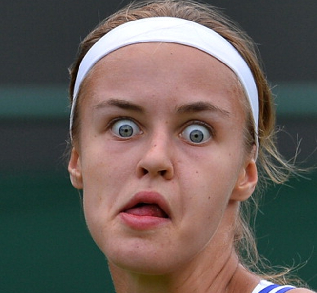 Ermahgerd: The 12 Most Ridiculous Faces Of Wimbledon