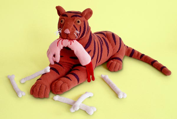 Violent Plush Toys by Patricia Waller