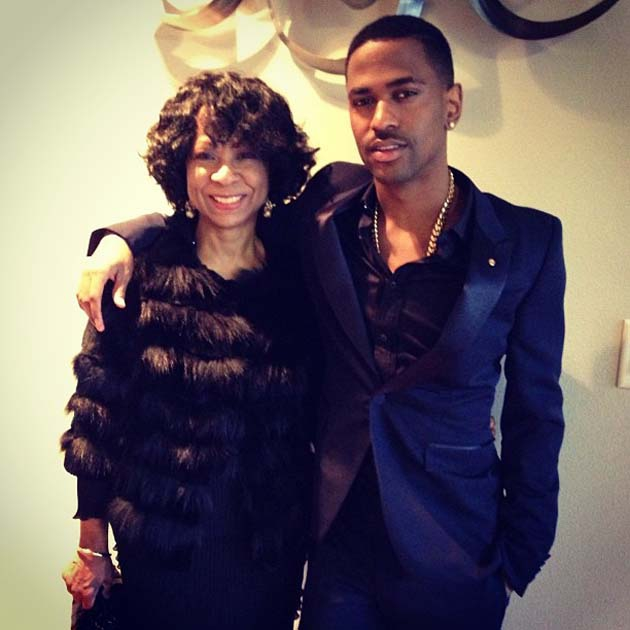 After Watching Big Sean's Mom Read His Lyrics, We Want Her to Adopt Us