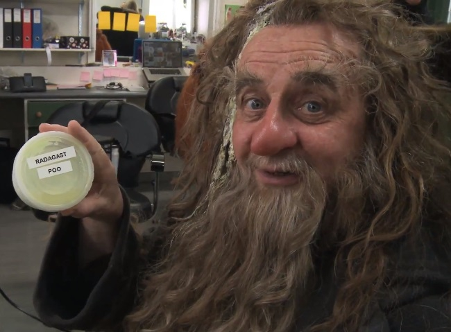Dwarves Get In Shape And Cherries Get Popped: 'The Hobbit' Video Blog