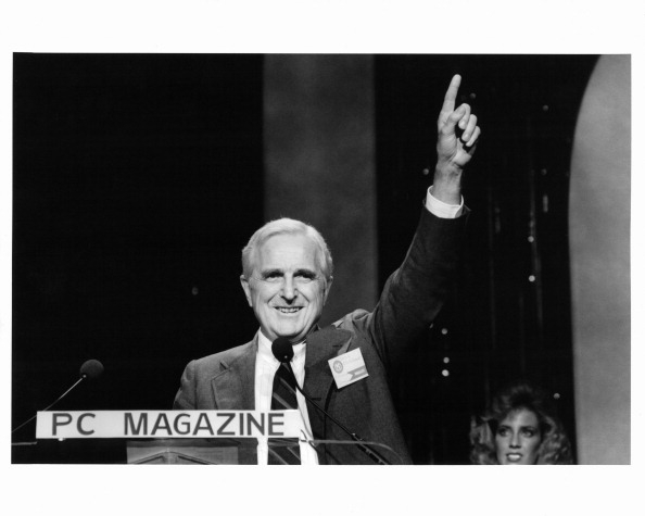BREAKING NEWS: Doug Engelbart, Inventor Of The Mouse, Has Passed Away
