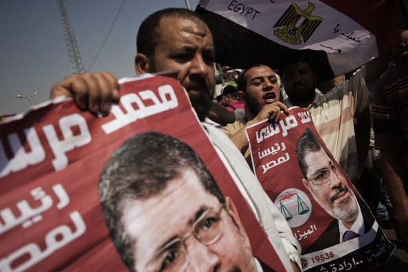 NEWS: Egyptian President Mohamed Morsi Has Been Removed From Office