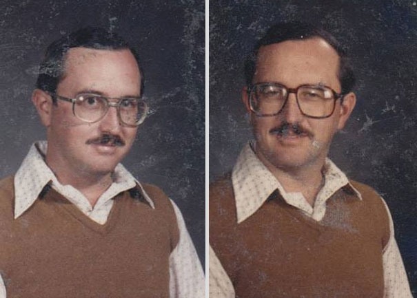 School Teacher Wears The Same Outfit for 40 Years