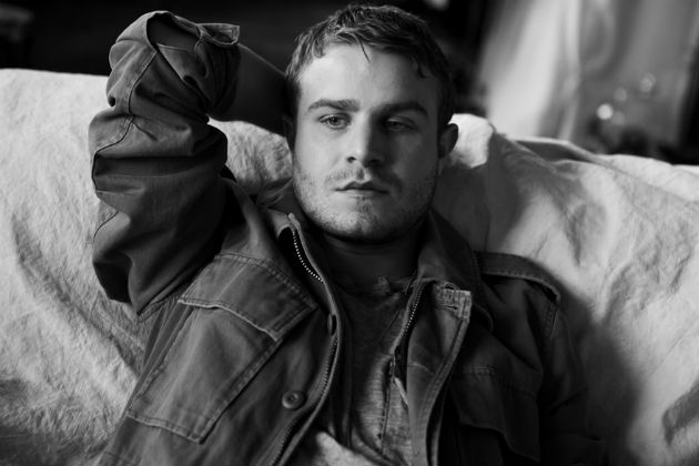 Actor Brady Corbet Is the Next Cute Face to Watch