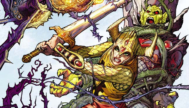 Exclusive Preview: 'Demon Knights' #22: The Comic you should Read