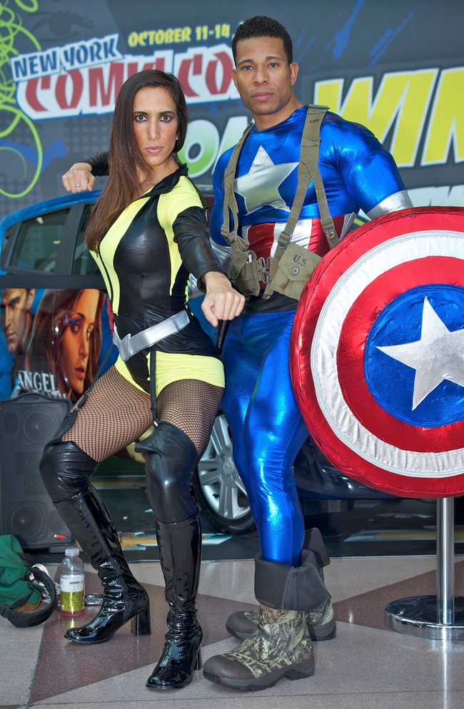 Let Freedom Ring With Even More Awesome Captain America Cosplay