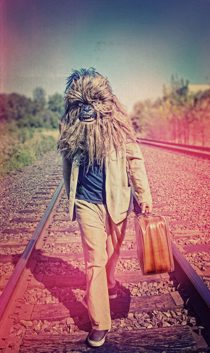 Hilarious Look at the Everyday Life of Wookiees