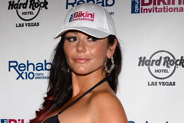 Jenni 'JWoww' Farley Goes Gangsta After Being Hacked on Twitter