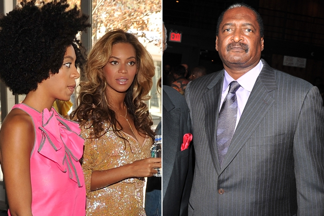 Solange + Beyonce Basically Boycotted Their Dad's Wedding