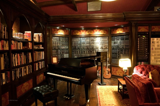 Enter The Majestic Recording Studio Of Composer Hans Zimmer