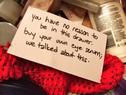 20 Angry Notes From Victims of Theft